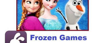 Frozen Adventure Games